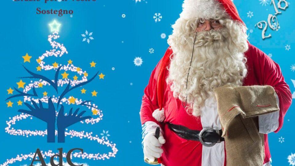 Auguri Babbo Natale